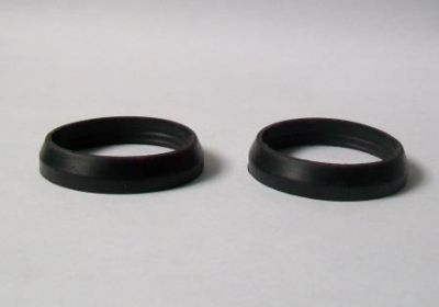 40mm - 1.1/2 Compression Fitting Rubber Cone Washer - Pack of 2 - 39050070